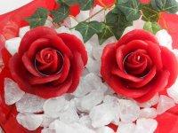 romantischer-urlaub-bayern-zwei-rote-rosen