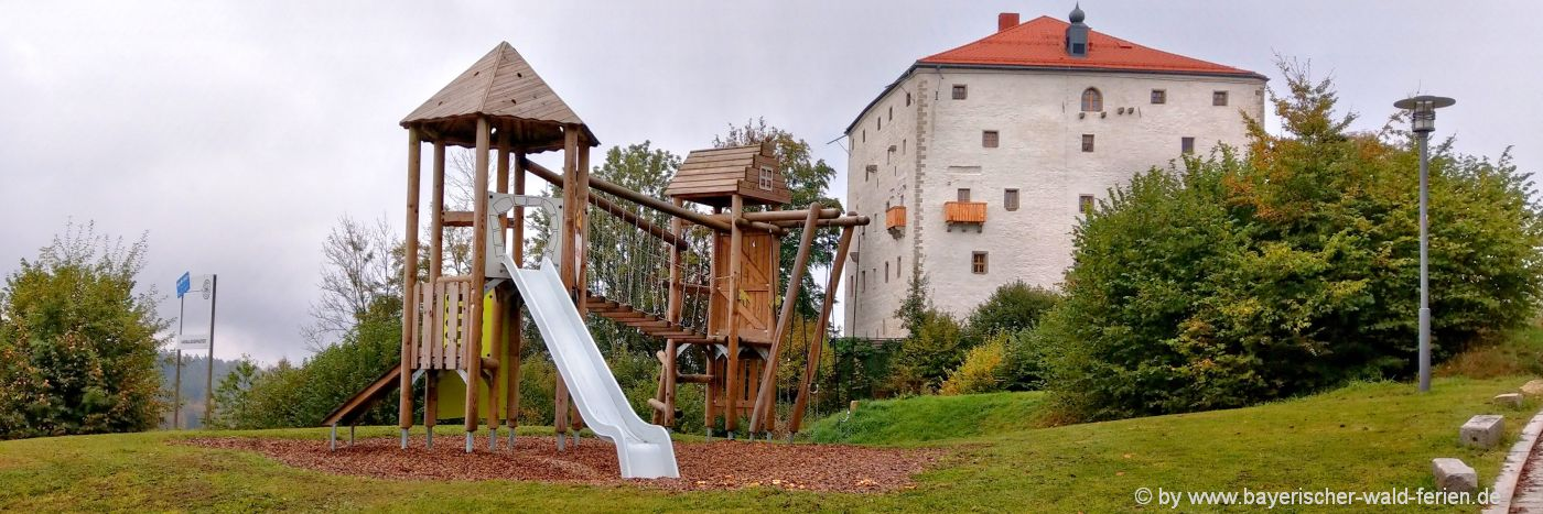 Sehenswürdigkeiten in Saldenburg Unterkunft & Ausflugsziele in Niederbayern