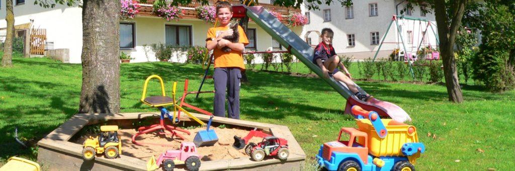 Familienurlaub Bayerischer Wald Kinder und familienfreundliche Unterkünfte