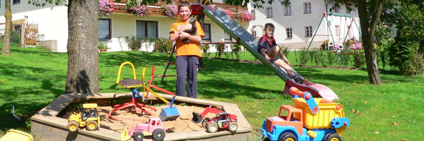 Oberpfalz Familienfreundlicher Bauernhofurlaub bei Walderbach und Roding