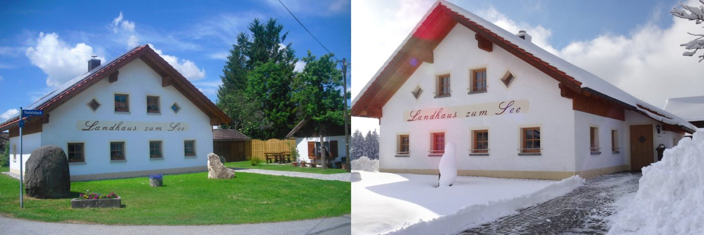 Deutschland ferienhaus am see mieten in bayern mit hund