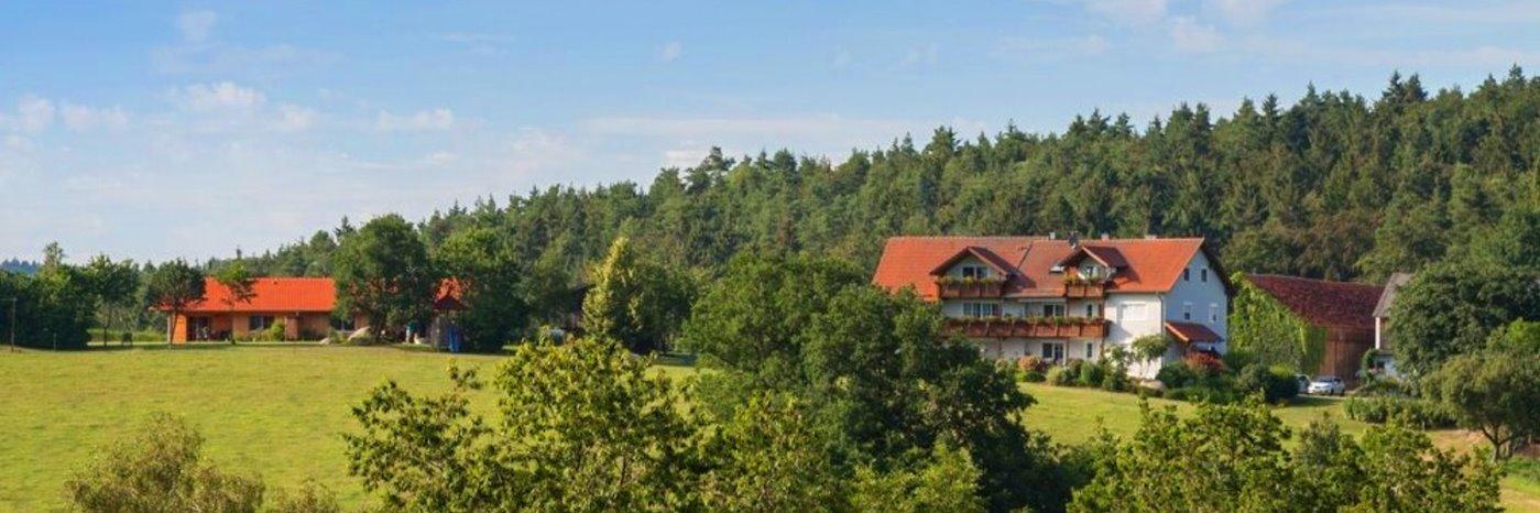 Urlaub für Familien mit Kinder Ferienwohnungen in Brennberg