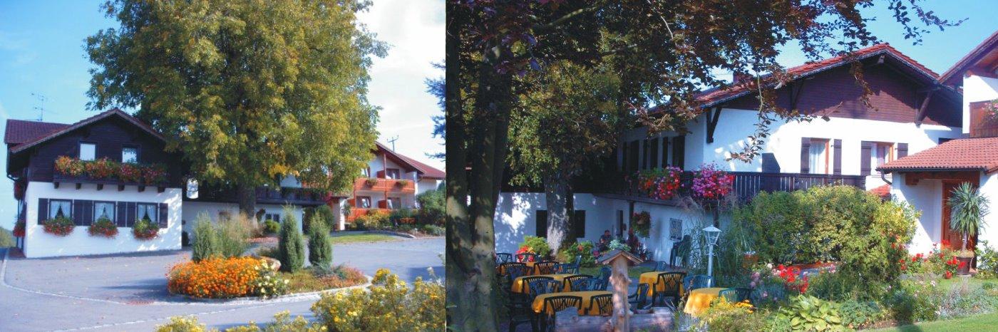 Bayerischer Wald Gasthof zur Übernachtung für Busgruppen in Bayern