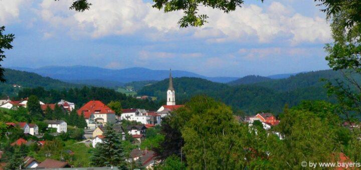Sehenswürdigkeiten in Schönberg Unterkunft & Ausflugsziele Bayerischer Wald