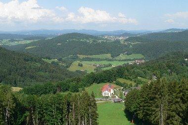 Ferienwohnung mit Garten Liegewiese in Bayern / Bayerwald / Niederbayern