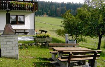 Zimmer mit Fühstück zwischen Regenhütte und Frauenau am Nationalpark