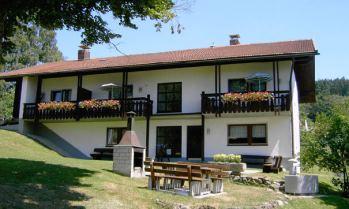Ferienhaus Schreder - Zimmer mit Frühstück in Lindberg am Nationalpark Bayerischer Wald
