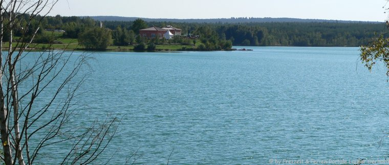 Naturbad in Bayern Badesee Murner See bei Schwandorf
