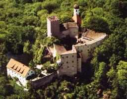 Sehenswuerdigkeit Burg Falkenstein - Ausflugsziel