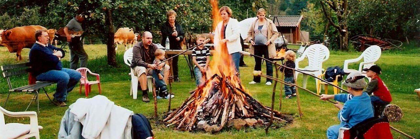Campingplatz bei Deggendorf Campen in Lalling Übernachtung in Niederbayern