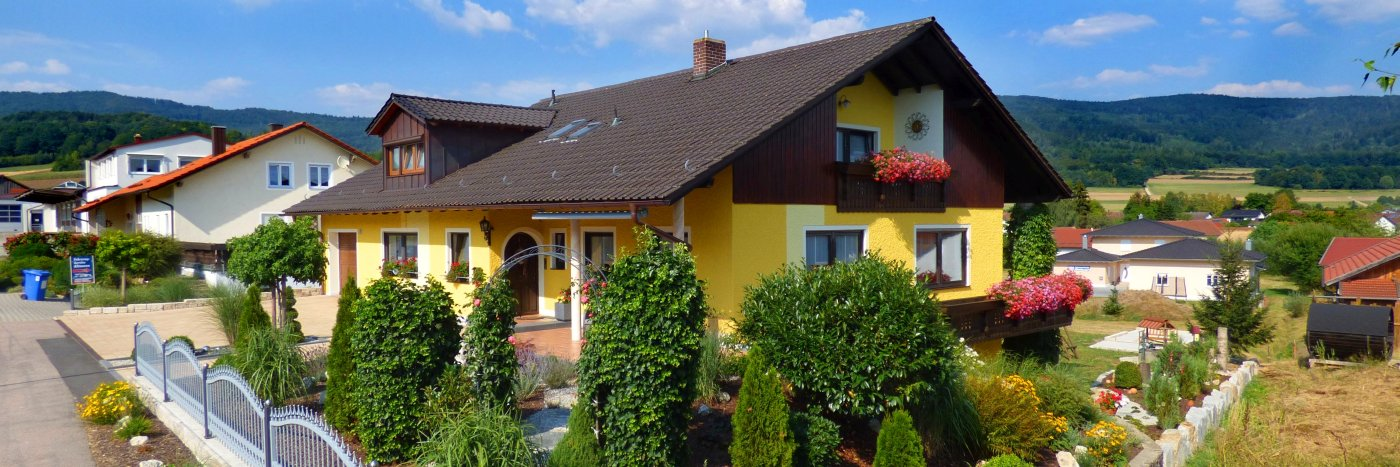 Landhaus Simon in Gleissenberg Ferienwohnung Marianne Cham Bayerischer Wald
