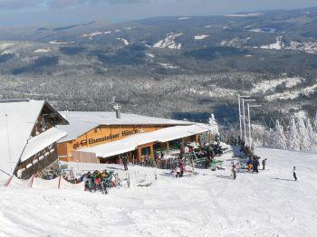 Winterurlaub und Skiurlaub im Arbergebiet