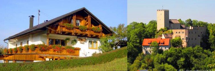 Ferienwohnung für geführte Wanderungen im Bayerischen Wald