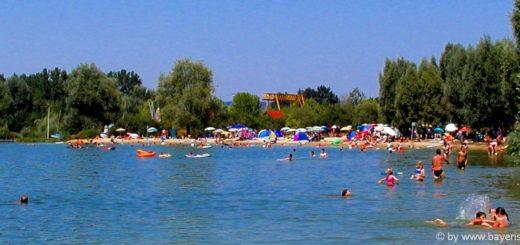 sommerurlaub-bayern-badesee-oberpfalz-schwimmen