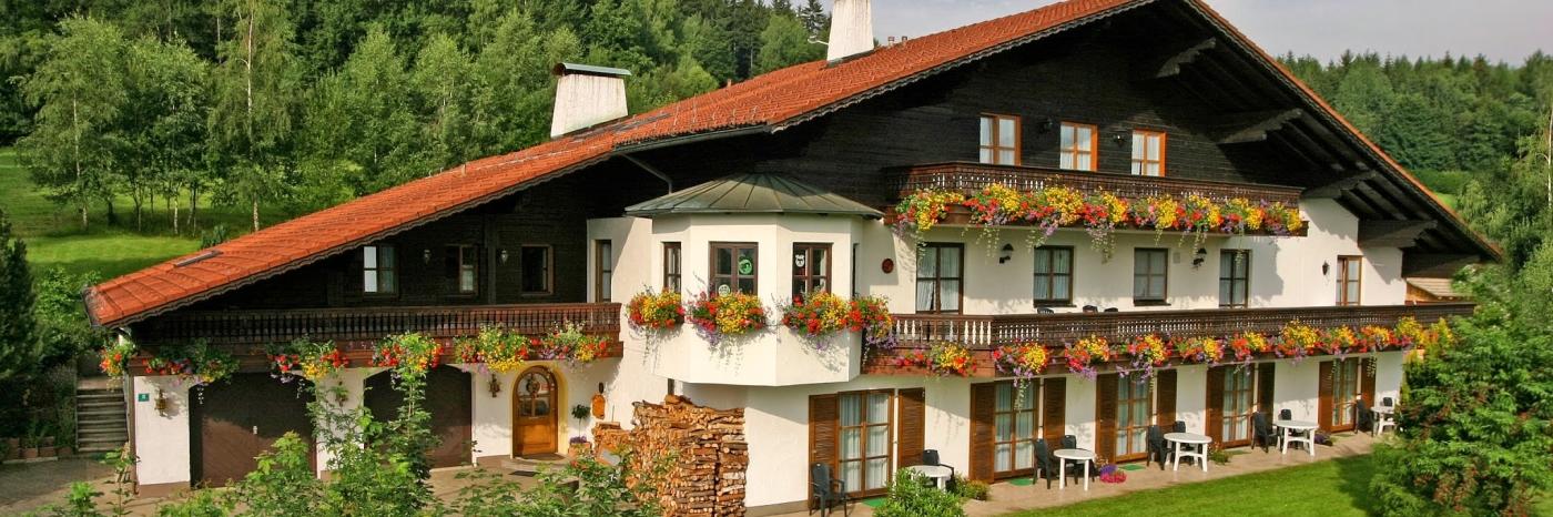 Pension Sonnleitn günstig übernachten in Zwiesel Privatzimmer Zimmernachweis