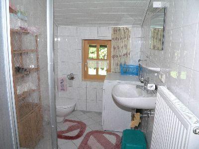 Ferienhaus Bade Zimmer Altreichenau