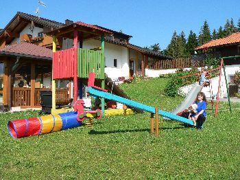 Ferienhaus Dreiländereck Altreichenau- Kinderspielplatz