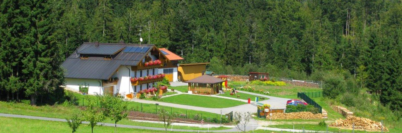 Urlaub am Dreisessel Ferienwohnung in Neureichenau Ferienhaus in Altreichenau