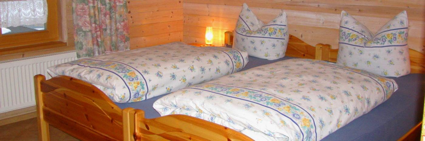 Unterkunft am Dreiländereck Ferienhaus Spannbauer in Altreichenau
