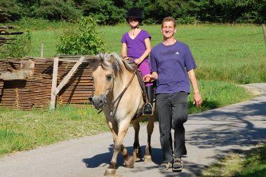 Oberpfalz Reiturlaub am Bauernhof