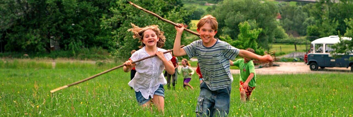 Erlebnisangebote und Bauernhofurlaub mit Kind und Kegel in Bayern