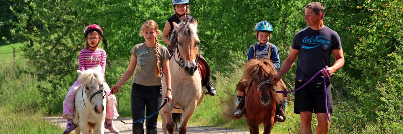 Bayerischer Wald Urlaub am Bauernhof mit Kindern Erlebnisangebote