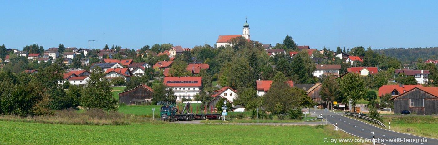 Sehenswürdigkeiten Stamsried Ausflugsziele & Unterkünfte Oberpfalz
