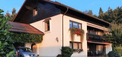 Ferienwohung in Traitsching Ferienhaus Cham Sattelpeilstein Unterkunft