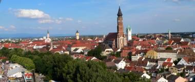 Städte in Deutschland Städtereisen Straubing in Niederbayern