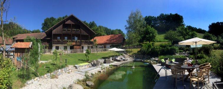 Ferienwohnung auf´m Wellness Bauernhof bei Brennberg / Regensburg