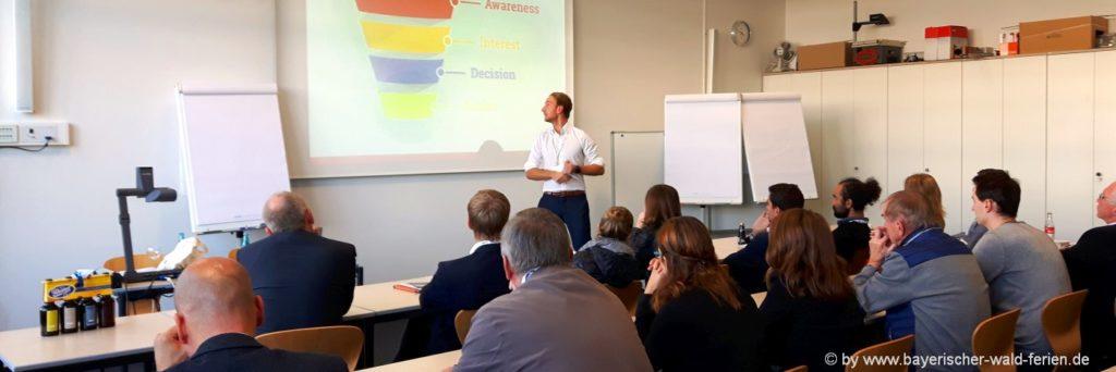 Bayerischer Wald Seminare, Workshops & Tagungen in Bayern