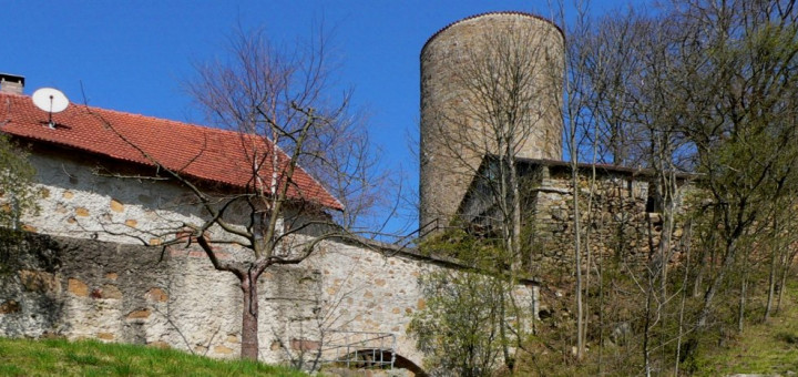 ausflugsziele thanstein-sehenswürdigkeiten-burgruine-oberpfalz