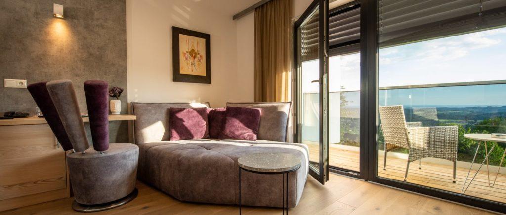 Zimmer und Suiten im Sport und Wellness Hotel in Niederbayern