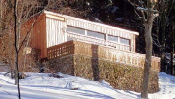 Traumhütte am Brotjacklriegel Sonnenwald Bayerischer Wald