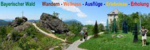 Urlaub Bayerischer Wald Unterkünfte, Ausflugsziele & Sehenswürdigkeiten