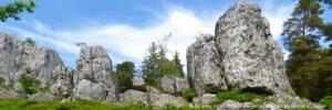 Ausflugsziele Viechtach grosser Pfahl Felsen Bayerischer Wald