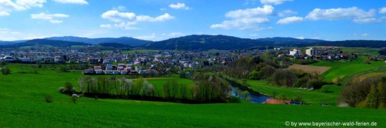 viechtach-unterkunft-stadt-bayerischer-wald-ausflugsziele