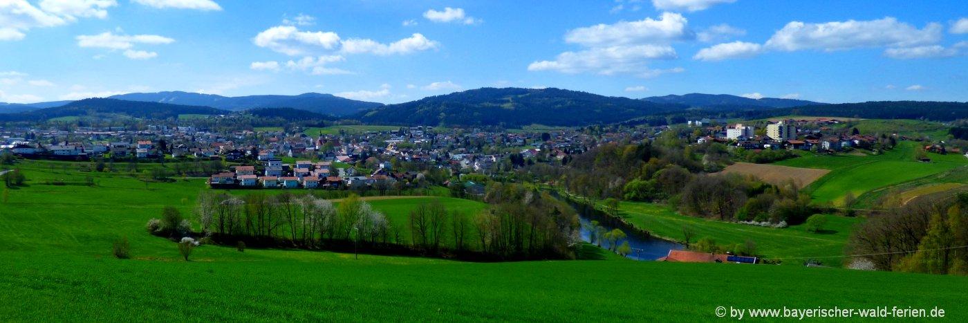 Unterkunft in Viechtach Bayerischer Wald Ausflugsziele