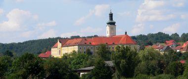Walderbach Kloster Kirche - Ferienwohnungen Bauernhof Urlaub im Urlaubsland am Regen