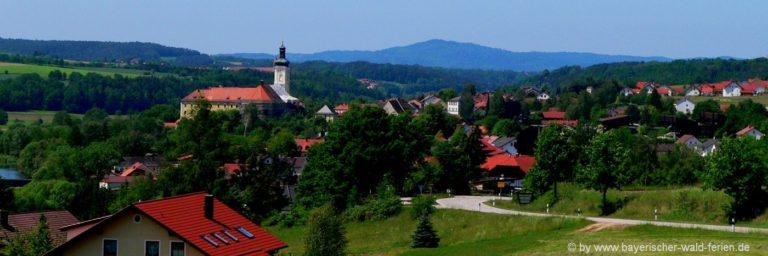 walderbach-unterkunft-oberer-bayerischer-wald-ausflugsziele-kloster
