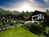 Übernachtung mit Frühstück Halbpension Vollpension Ferienhotel Waldschlößl - Fitness und Wellness Resort im Bayerischen Wald