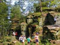 Wanderurlaub im Bayerischen Wald - Wanderferien in Bayern