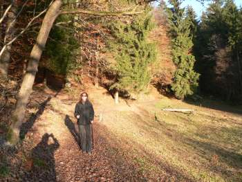 Wandern zwischen Cham und Regensburg