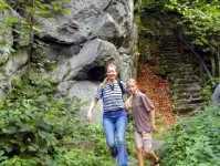 Wanderurlaub im Bayerischen Wald in Bayern