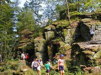 Wanderurlaub in Ostbayern