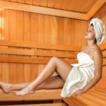Ferienwohnung mit Sauna Bayerischer Wald Private Spa