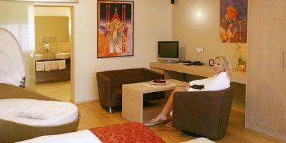 Wellnesshotel Hotel Suite bei Deggendorf