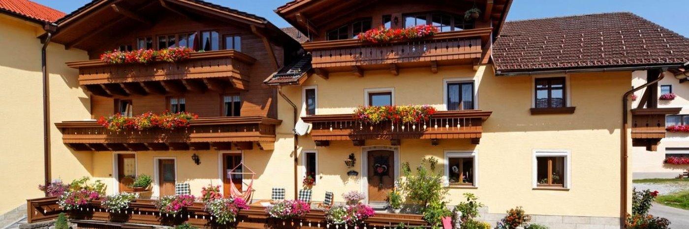 Bayerischer Wald Landhaus Urlaub am Bauernhof in Bayern