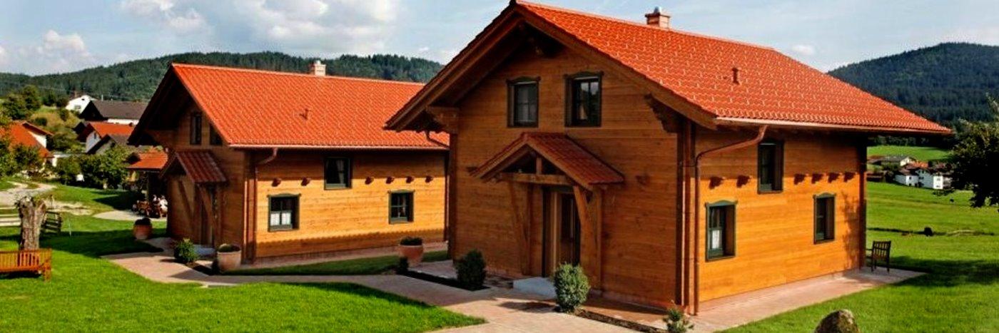 Luxus Ferienhütten nähe Berge Arber Falkenstein und Rachel