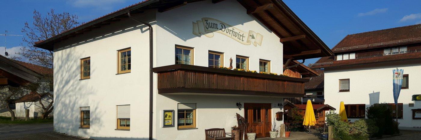 Ferienwohnung mit 3 Schlafzimmern in Bayern Ferienhaus Drei Schlafzimmer